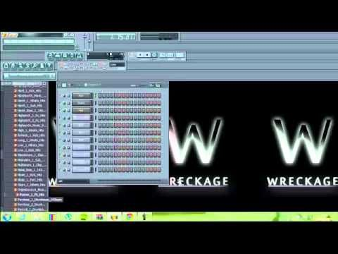Skrillex Style Dubstep Drum samples, this sample pack is alot of fun to work with if you are trying to produce dubstep, there are some really fun an awesome sounds in there.