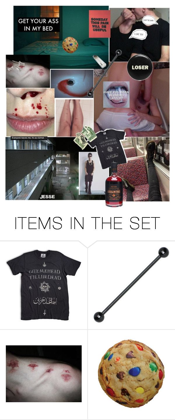 """""""Dumb****"""" by princeoftyre ❤ liked on Polyvore featuring art"""