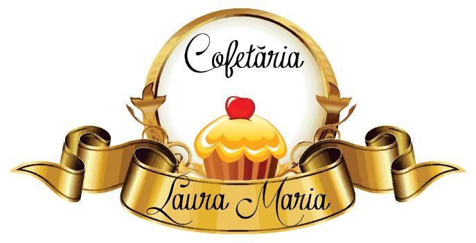 Cofetaria Laura Maria - logo  torturi nunta-botez-candy-bar-alba-iulia