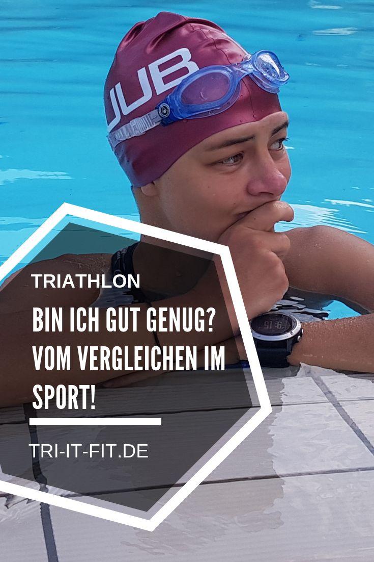 Wenn Du Dich vergleichst, kannst Du nur verlieren! – Tri it Fit – Der TriathlonBlog