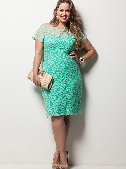 Vestido Renda. :: Luhfi                                                                                                                                                                                 Mais
