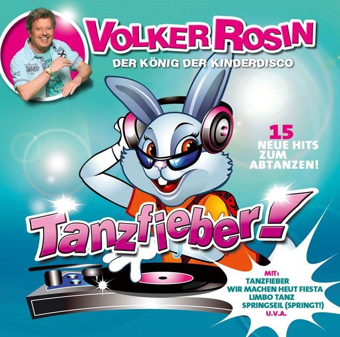 """nur noch heute: wir verlosen """"Volker Rosin Tanzfieber"""" auf DVD! Zum Teilnahmeformular:"""