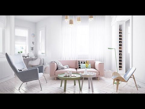 Use Pastel Colors in Living Room Decorating Ideas