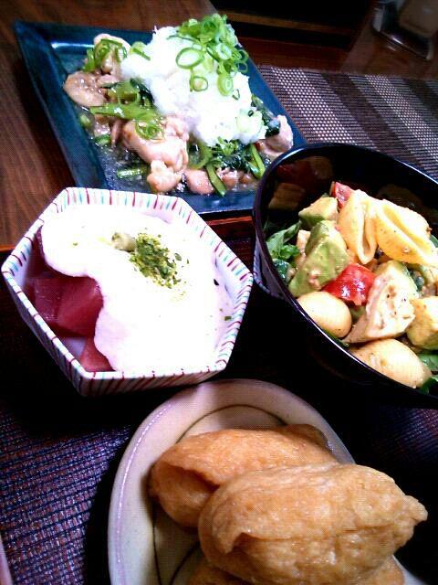 いなり寿司は食べやすいから大好きです♪ - 3件のもぐもぐ - やまかけ、いなり寿司! by cooar