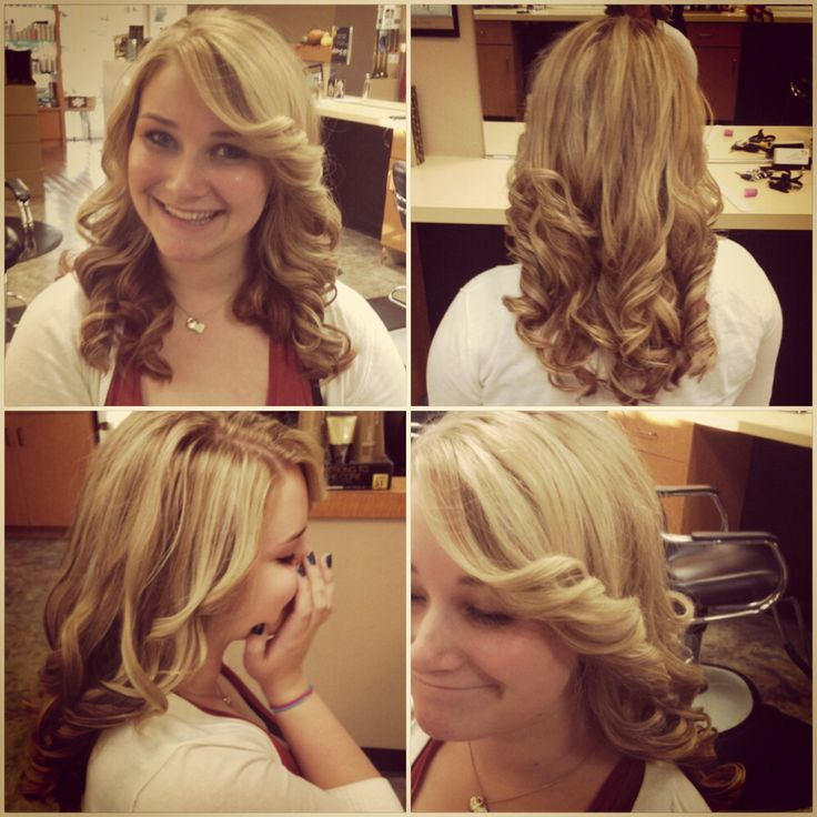 Blonde Highlights With Lowlights Warm Auburn Underneath
