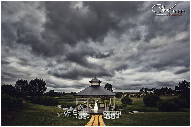 Sitella Winery on a stormy day