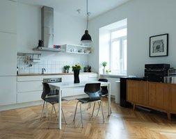 Kuchnia styl Skandynawski - zdjęcie od DZIURDZIAprojekt