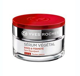 Yves Rocher Serum Vegetal Wrinkles  Firmness  Plumping Care  Night 50 Ml 16 Fl Oz *** Click image for more details.