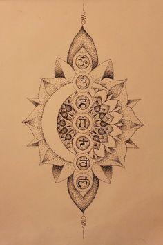 78 best ideas about chakra tattoo on pinterest heart