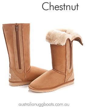 Tall Breezer ugg boots made in Australia from 100% luxurious double face sheepskin in a range of colours and sizes - Order yours today!