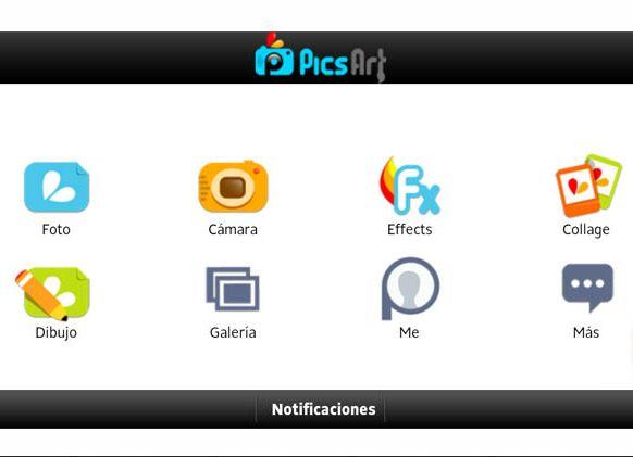 Imagen sobre PicsArt para Android procedencia y más información para descargar PicsArt para Android: http://picsartdescargar.com/descargar-picsart-para-android/