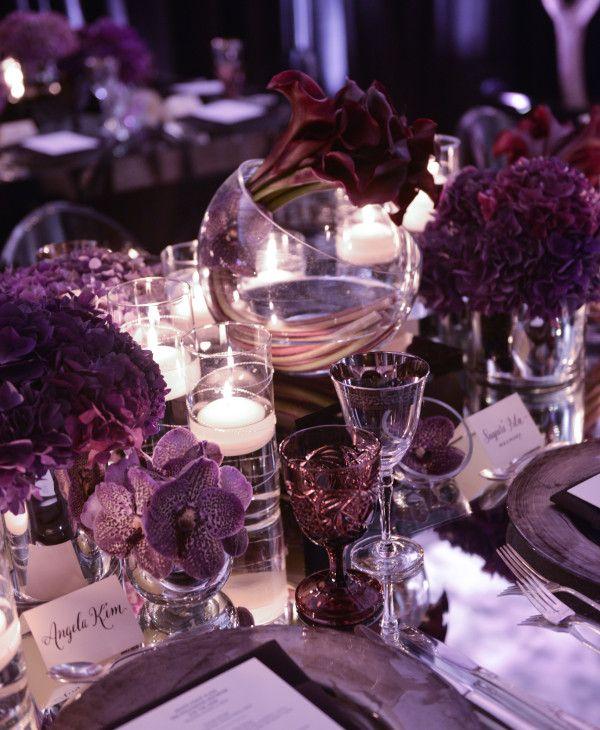 Purple rain hollywood reporter dinner white lilac inc