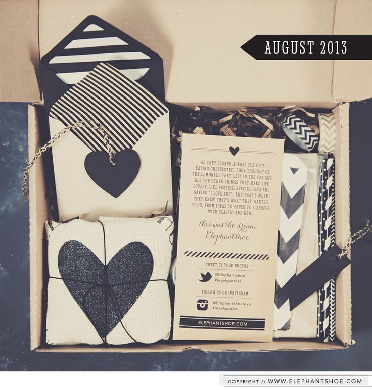 I Love You Box - Elephantshoe