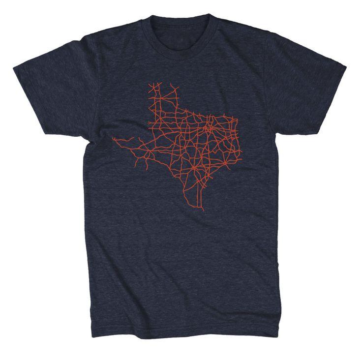 Roadtrip Texas T-shirt