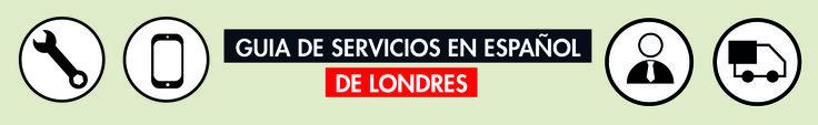 Guía de servicios en español de Londres y Reino Unido
