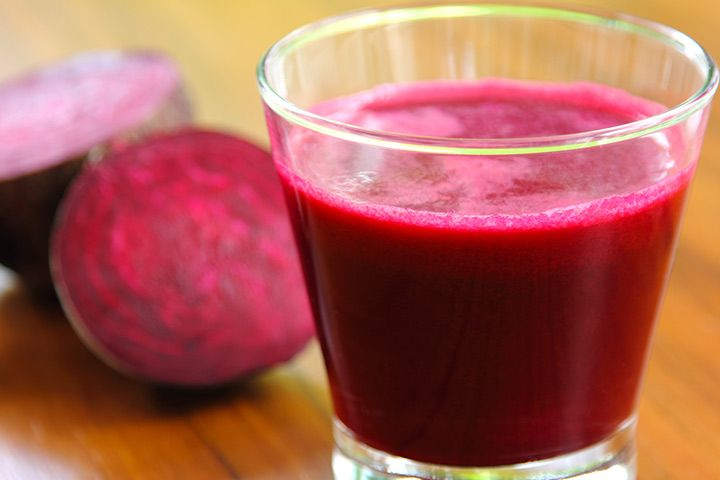 Juices To Drink During Pregnancy Beet Root Juice