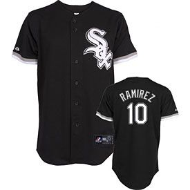 Get this Chicago White Sox Alexei Ramirez Alternate Replica Jersey at ChicagoTeamStore.com