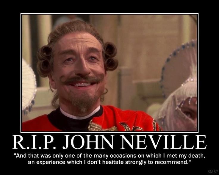 Rip John Neville