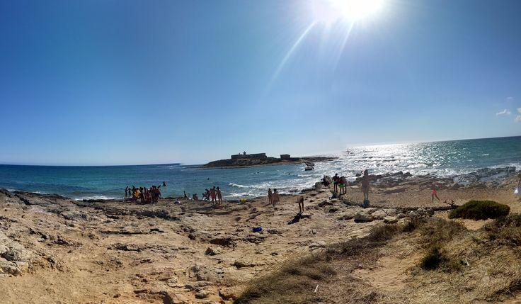 Isola delle Correnti Sicily Pachino