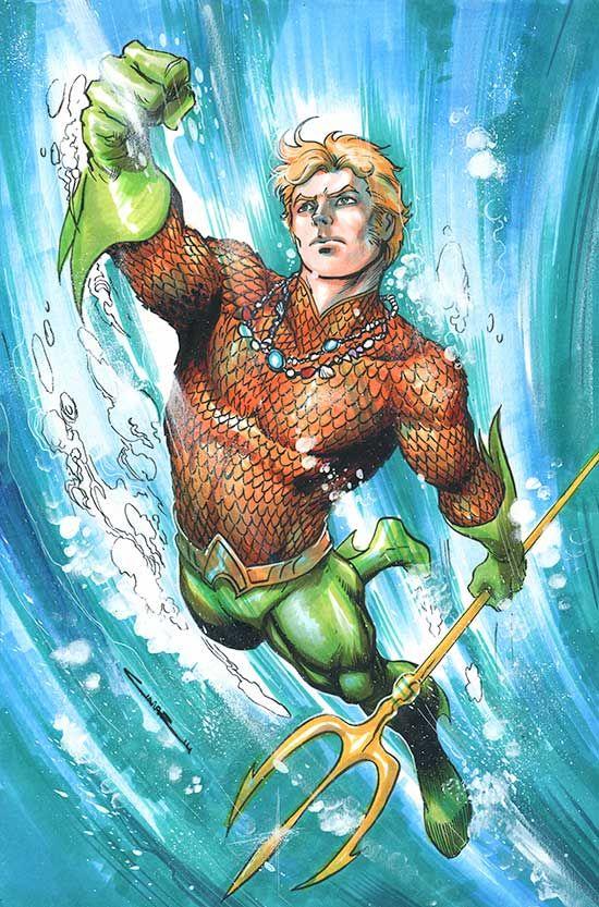 Aquaman S Shoes Justice League