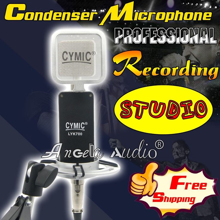 89.89$  Buy now - http://alidll.worldwells.pw/go.php?t=32286952257 - Professional Studio Recording Condenser Microphone LYK-700 Mic Mike For Broadcasting Karaoke Music Create Microfone Condensador 89.89$