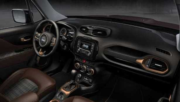 2017 Jeep Wrangler - interior
