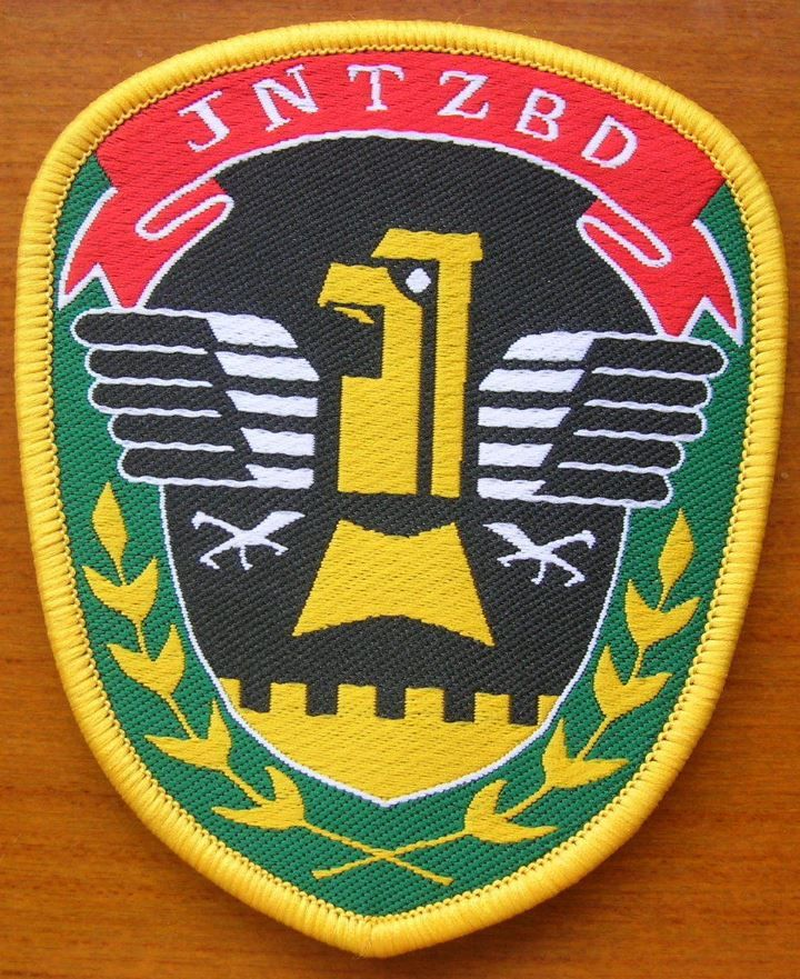 China PLA 26th Army JiNan Military Region Eagle Special Forces Patch