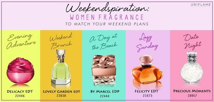 Beberapa parfum keluaran oriflame...  Mau coba? Ada diskon loh....