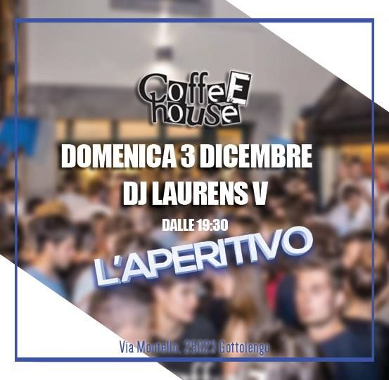 #LAURENSV #COFFEEHOUSE #GOTTOLENGO #BS #SUNDAY #NIGHT #LADOMENICA #WINTERSEASON #2K17 #2K18 #HOUSESESSION #HOUSEQUALITY #APETIME #DJ