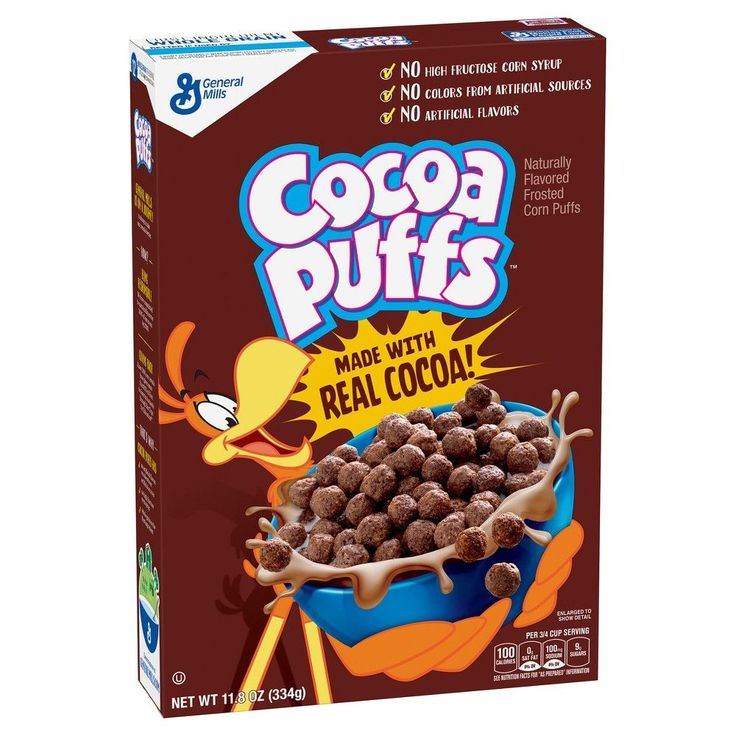 Cocoa Puffs Cereal - 11.8 oz - General Mills