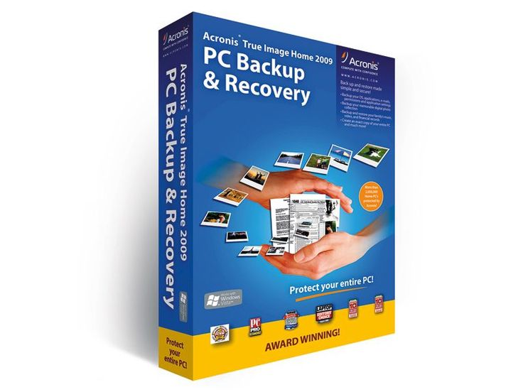 Acronis True Image 2009 review   Packed with new tools Reviews   TechRadar
