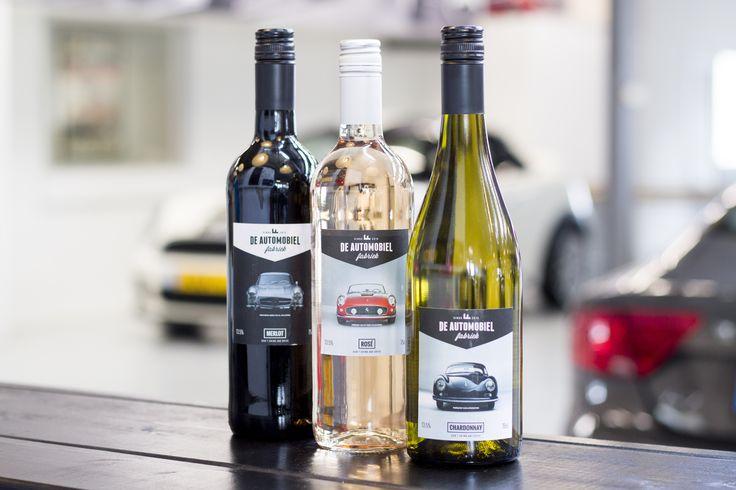 De Automobiel Fabriek wijn!