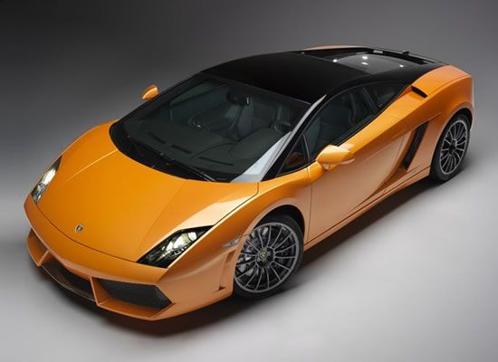 2011 Lamborghini Gallardo LP Bicolore   Front And Side Top