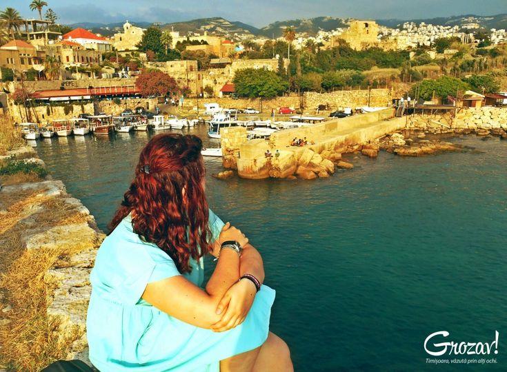 Timișoreanca ce a mers în Liban să îi ajute să vadă lumea prin alți ochi.