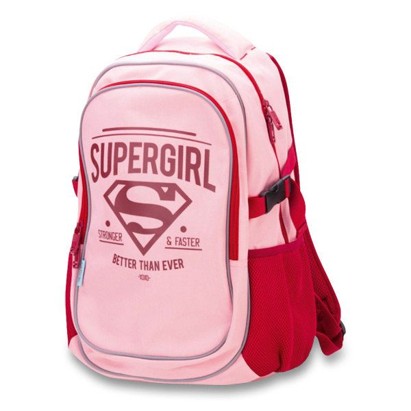 Školní batoh pro Supergirl http://activacek.cz/produkt/skolni-batoh-supergirl-6110/