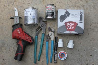 Materials for sprinkler valve