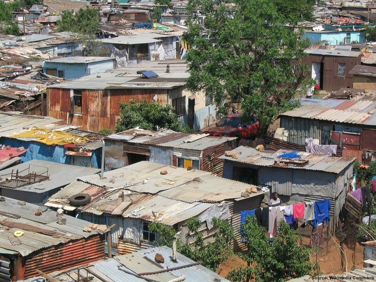 Slum Tourism in South Africa - read about township tourism in South Africa