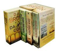 "Dan Brown Boxed Set: ""Digital Fortress"", ""Deception Point"", ""Angels and Demons"", ""The Da Vinci Code"" by Dan Brown (read)"
