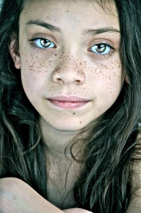 #freckles #eyes