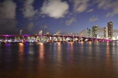 miami downtown larga visuale chiara