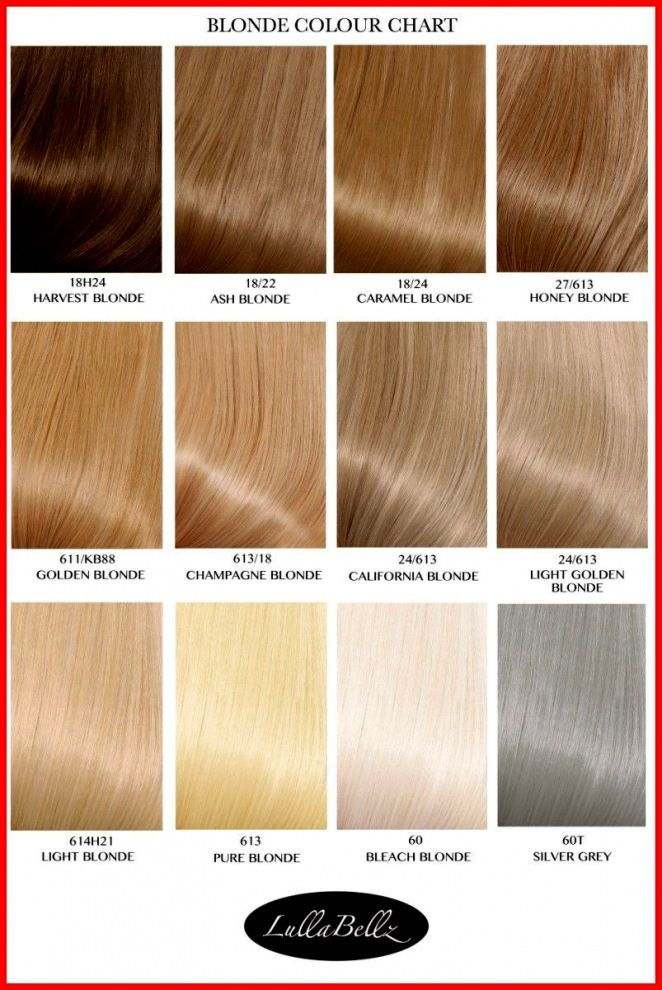 Golden Blonde Hair Colour Chart In 2020 With Images Golden