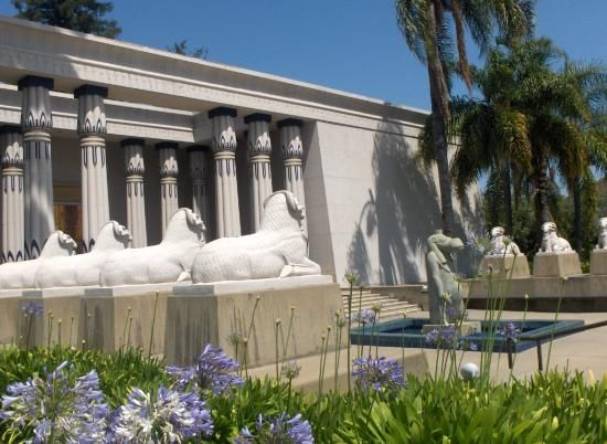Egyptian Museum, San Jose.   Largest Collection of Egyptian Artifacts in the West at the Rosicrucian Egyptian Museum & Planetarium in San Jose, California