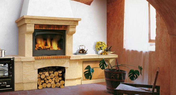 M s de 25 ideas fant sticas sobre chimenea de hierro - Chimeneas de hierro ...