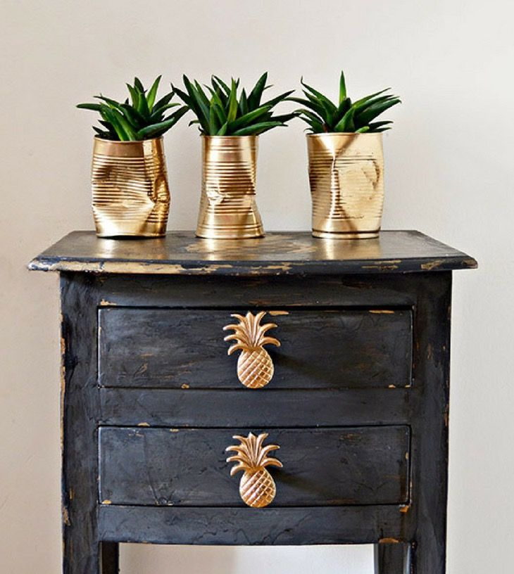 Diy Home Decor Ideas That Anyone Can Do: 25+ Unique Tin Can Decorations Ideas On Pinterest