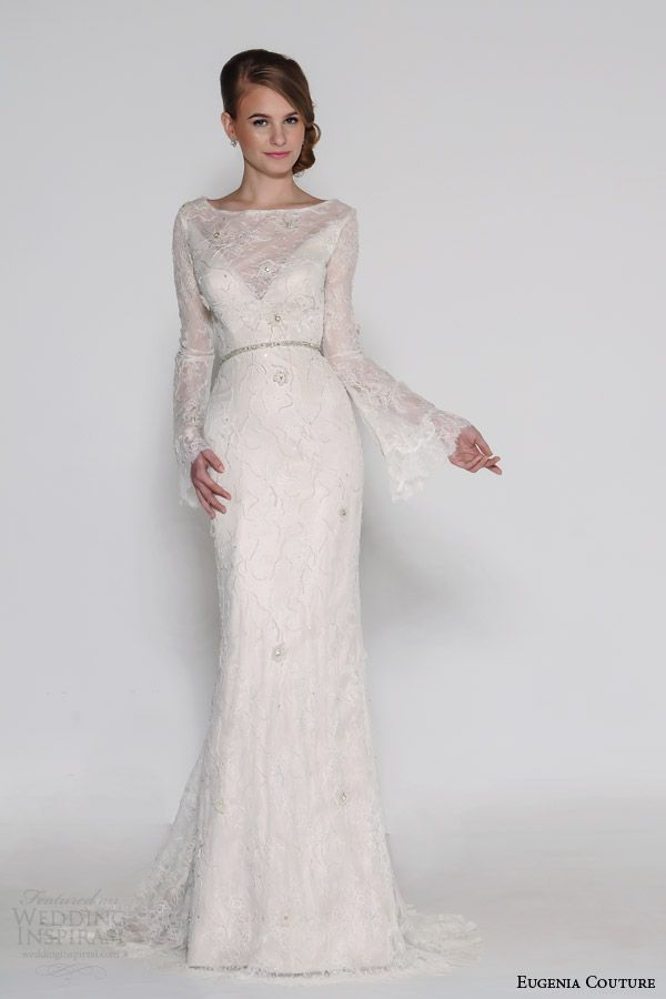 Eugenia Couture Spring 2016 Wedding Dresses | Wedding Inspirasi