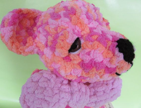 Check out this item in my Etsy shop https://www.etsy.com/listing/290099627/maggie-teddy-bear-crochet-handmade-baby