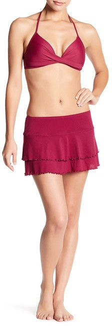 Body Glove Smoothies Lambada Swim Skirt