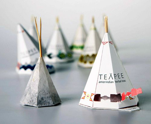Weekly Packaging Design Wrap-Up: self-measuring spice tin chute, tower of toilet paper, tea in a teepee news, reports, analysis & opinion