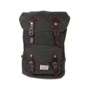 Plecak Doughnut American Vintage Cordura Army #plecak #doughnut #doughnutbags #backpack #backpacking #podróże #vintage