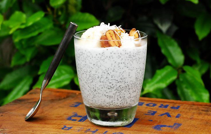 Chia Seed Pudding - gluten free, paleo, grain free